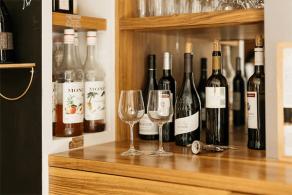 bar à vins hotel 4 étoiles Aix-en-Provence