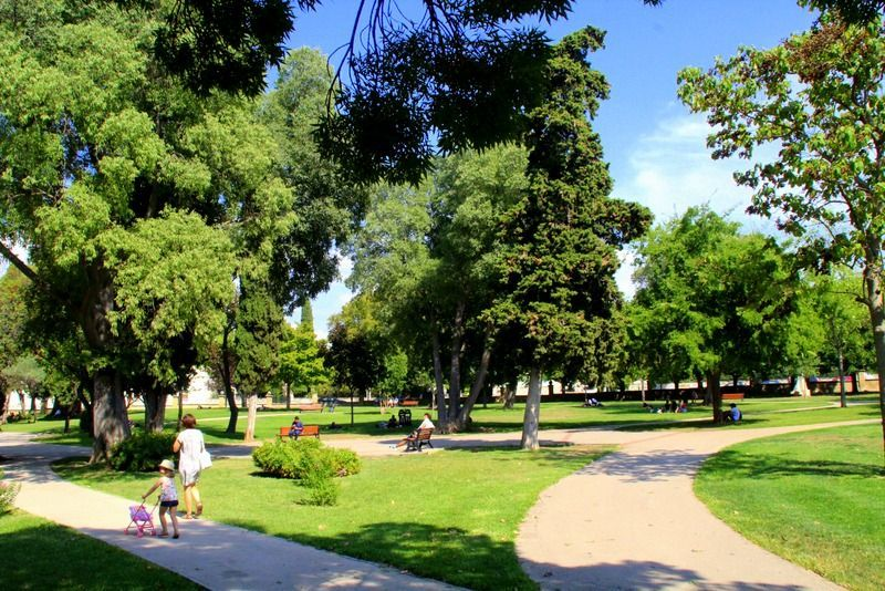 Parc Jourdan 2