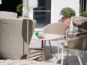 terrasse boutique hotel proche centre Aix en Provence