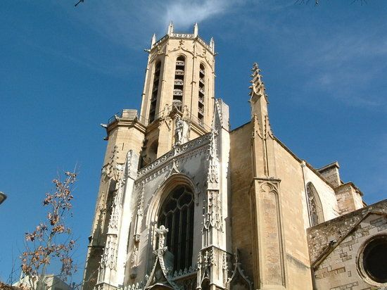 cathedrale aix